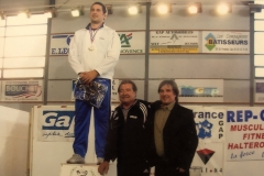 Chhampion de France Junior